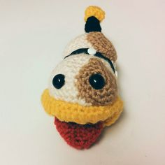 Yarn Poochy Plush - Yoshi's Woolly World