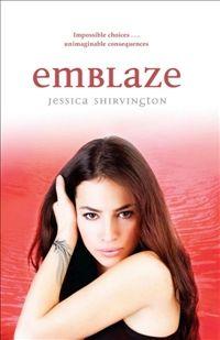 Emblaze - Jessica Shirvington