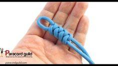 paracord knots - YouTube