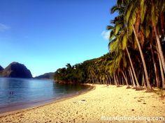 El Nido Palawan Philippines Los Cabanas Beach