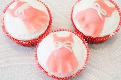 'Pregnancy' Cupcakes