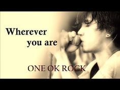ONE OK ROCK バラード集・歌詞付き - YouTube