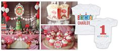 3 Fave 1st Birthday Party Themes For Girls