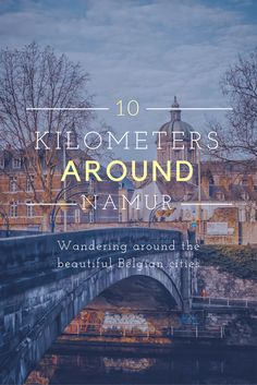 Namur is the capital of Wallonia region, French-speaking part of Belgium. Though, it's kind a significant city in the region, but it sure is an underrated tourist destination. Follow the link to know why!