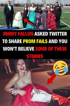 How well do you remember your prom? Watch Image, Eliza Taylor, Anime Scenery, Jimmy Fallon, Do You Remember, Feel Better, Kim Kardashian, Fails, Believe