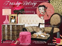 Trashy Betsey- Decorating Tips  wakeupfrankie.com