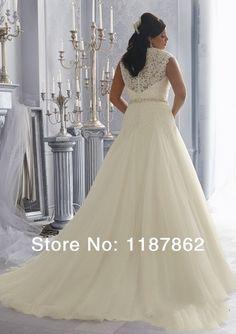 wd-0253 plus size hochzeitskleid 2014 modische spitze brautkleider china versandkostenfrei