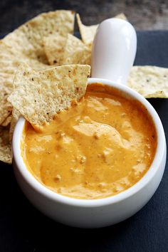 Chili Queso (Slow Cooker Version)