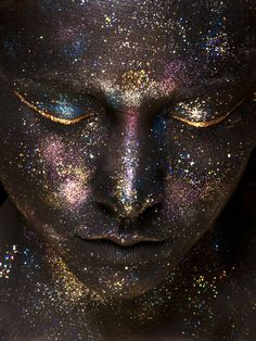 Heads in the stars- by Makeup Artist Anastasia Stacie Vanelli