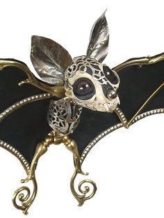 pretty little bat - thanks for the share, Adrianna!