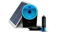 A desktop hydrogen station will be released at CES this week. The HYDROFILL is a small desktop device that plugs into mains power and extracts hydrogen from its water tank and stores it in a solid form in small refillable cartridges.