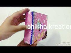 5 by 5 mini book - YouTube Mini Photo Books, Mini Books, The Creator, Youtube, Youtubers, Youtube Movies