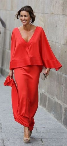 Mode Outfits, Dress Outfits, Dress Me Up, Dress Red, Dress To Impress, Ideias Fashion, Evening Dresses, Summer Gowns, Style Me