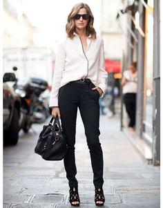 Street Style Trend Report Spring 2012 —Fashion Week Street Style 2012 - Harper's BAZAAR