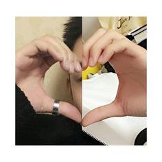 Love sign #Addicted #HaiLuoYin #GuHai #BaiLuoYin #Heroin #HuangJingYu #XuWeiZhou #ZZ #ShangYin #CantWaitforSeason2