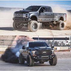 Crew cab or single cab?!?! @eastons_rowdy_rigs #forddieseltrucks ________________________________________________________ #powerstroke #ford#fordtrucks #powerstrokenation#beast#red#black #monster#diesel#dieselpower #dieseltrucks#diesellife#dieseltruck#lifted#liftedtrucks#custom#customtrucks#trucks#truck#truckporn #trucklife #trucking#forddiesel#fordpowerstroke #fordpower _______________________________________________________