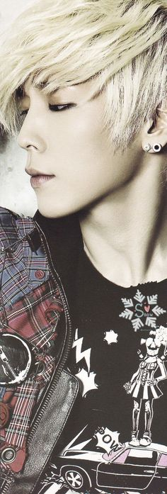 B.A.P Himchan's gorgeous facial features <3 <3 <3 <3 <3 THAT JAWLINE IS SMEXYYYYY~ XD