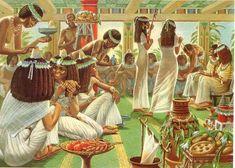 fete dans l'egypte antique
