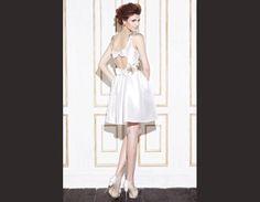 Robe de mariée 2014 courte Blue by Enzoani