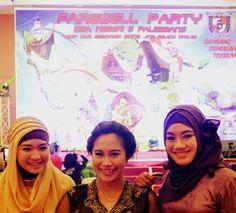 Farewell party SHS 5 at aryaduta hotel Palembang,Indonesia.