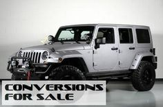 2013 Jeep Wrangler Unlimited Kevlar Coated Lifted Jeep