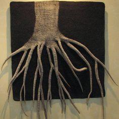 Andrea Graham - feltmaker & fiber artist