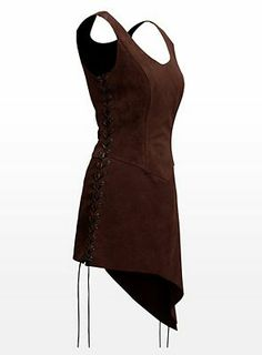 Leather tunic/jerkin. Light armour