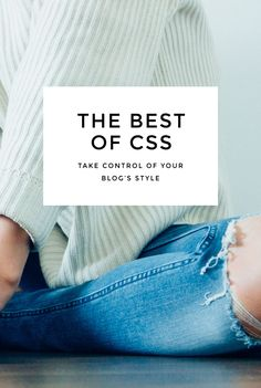 The best of CSS for your Wordpress site!  #wordpress #css #webdesign