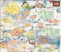 Mail Art by Suzie's Arts of ATC's For All. Click to view original