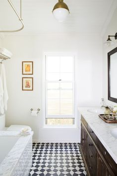Though it's often the smallest room in the house (especially if you're living in a 1920's Spanish bungalow like me)...