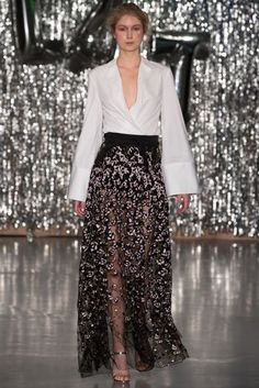 Asli Polat London Spring/Summer 2017 Ready-To-Wear Collection | British Vogue