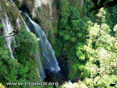 Peñas Blancas Nicaragua