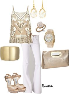 """Girl's Night Out"" by hosefish on Polyvore"