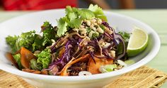 Vegetariskt | Allas Recept Food N, Wok, Japchae, Vegetarian Recipes, Cabbage, Vegetables, Ethnic Recipes, Drinks, Beverages