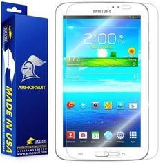 ArmorSuit MilitaryShield  Samsung Galaxy Tab 3 70 Tablet Screen Protector Shield  Lifetime Replacements >>> Find out more about the great product at the image link.