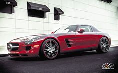 Mercedes-Benz SLS AMG by CEC in Los Angeles CA . Click to view more photos and mod info.