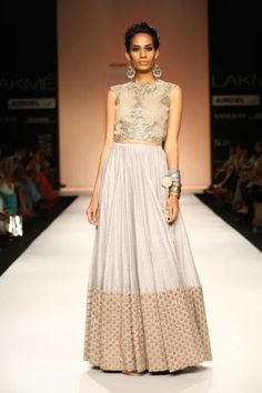 Bibi Jan 2013 Dresses Design Fashion Indian Design Crop Tops