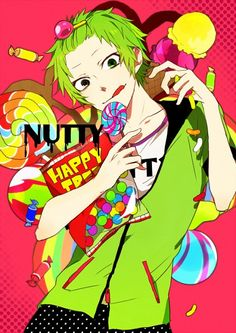 Tags: Candy, Ice Cream, Lollipop, Happy Tree Friends, Nutty, :q