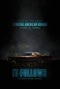 July 2015 | 25. It Follows — Silly overall idea for what happens when 'it' finally gets you but beautifully shot and genuinely pretty creepy. Looks like a moving version of a Gregory Crewdson photograph. 8/10
