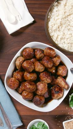Save time and keep your hands clean while making these savory teriyaki chicken meatballs with this easy-to-use shaper. Freezer-safe. Want it? Click here: https://taste.md/2xpOtEk Chicken Meatballs, Chicken Meatball Recipes, Teriyaki Sauce, Teriyaki Chicken, Ground Chicken, Ground Meat, Clean Foods, Clean Recipes, Cocktail Desserts