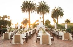 gorgeous sunset light at the reception! shot by Studio EMP
