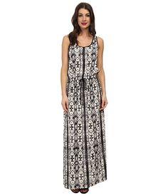 Karen Kane Tribal Print Maxi Dress Print 1 - Zappos.com Free Shipping BOTH Ways