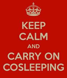 Cosleeping