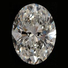 GIA Certified 4.21 Carat F-VS2 Oval Diamond