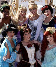 Winter princesses