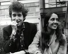 #BobDylan #and #JoanBaez #love