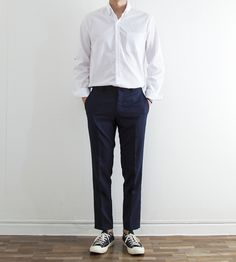 Asian Men Fashion, Korean Street Fashion, Mens Fashion, Japanese Fashion Men, Casual Outfits, Men Casual, Fashion Outfits, Herren Outfit, Men Style Tips