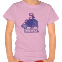 Captain Phasma Space Fantasy Tee Shirt