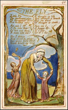 poems blake william smith patti