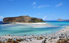 Islands & Beach in Greece are lovely! Balos Beach, Crete Greece, Island Beach, Night Life, Water, Outdoor, Mai, Voici, Beaches
